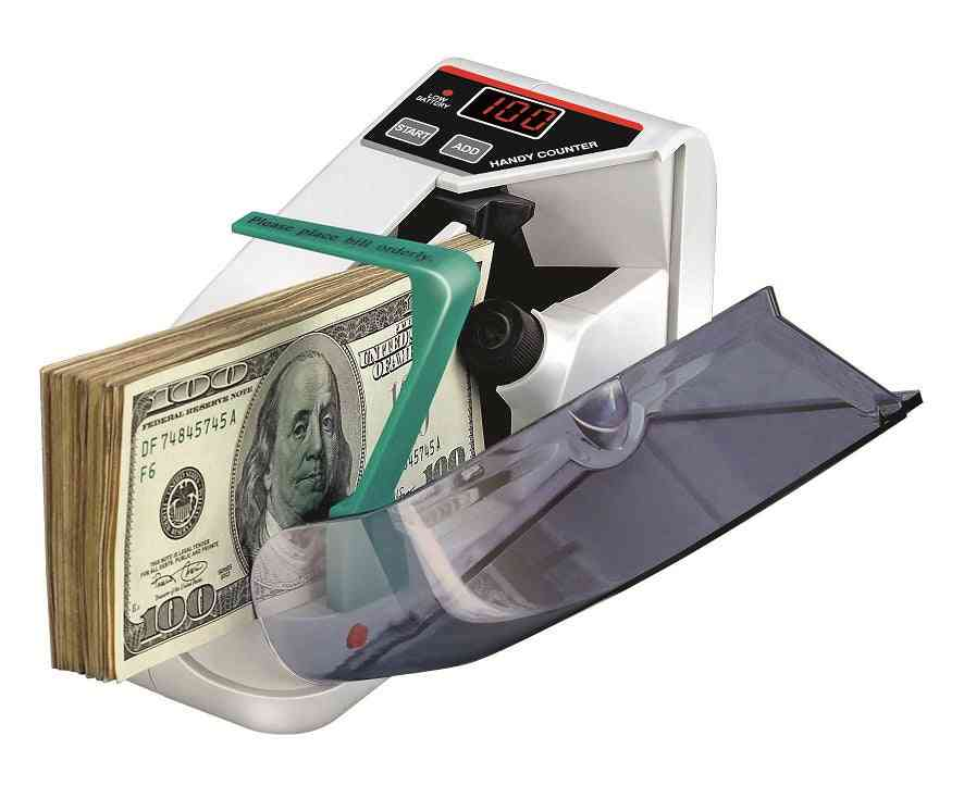 Mini Money Currency Counting Machine