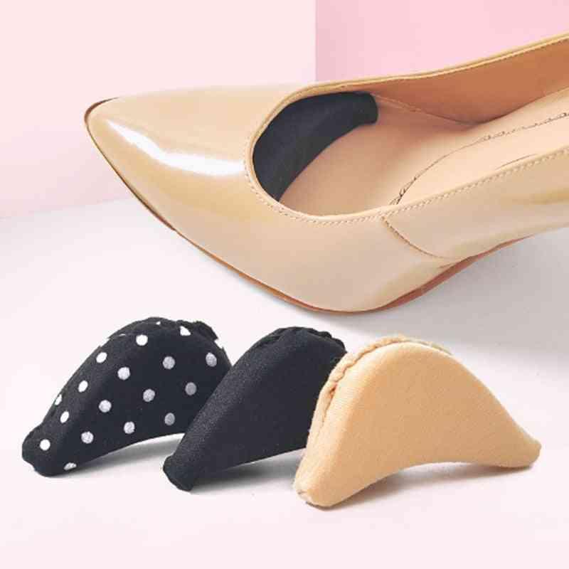 Forefoot Insert Toe Cushion, Anti-pain Long Top Filler Shoe Sponge