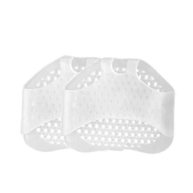 Silicone Gel Forefoot Anti-slip Shoes Pads For Women