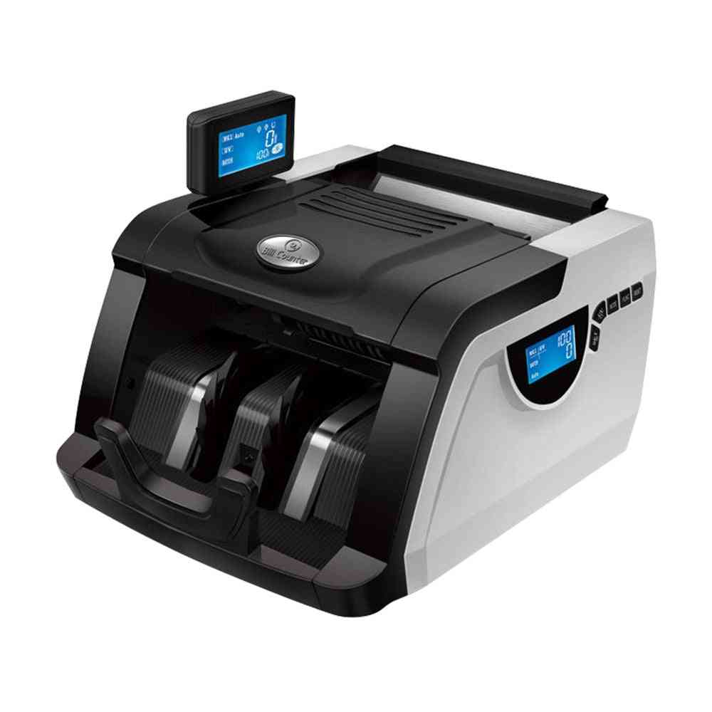 Multi Currency, Cash Counting, Fake Note Detection Machine