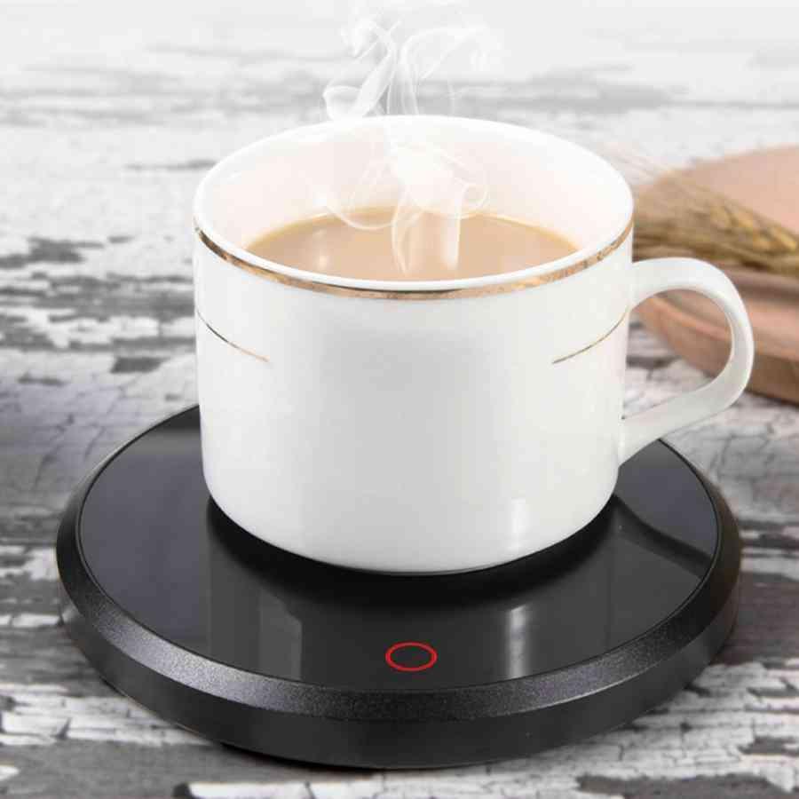 Heating Insulation Base Glass, Teapot Heater Coffee Mug, Cup Warmer Pad