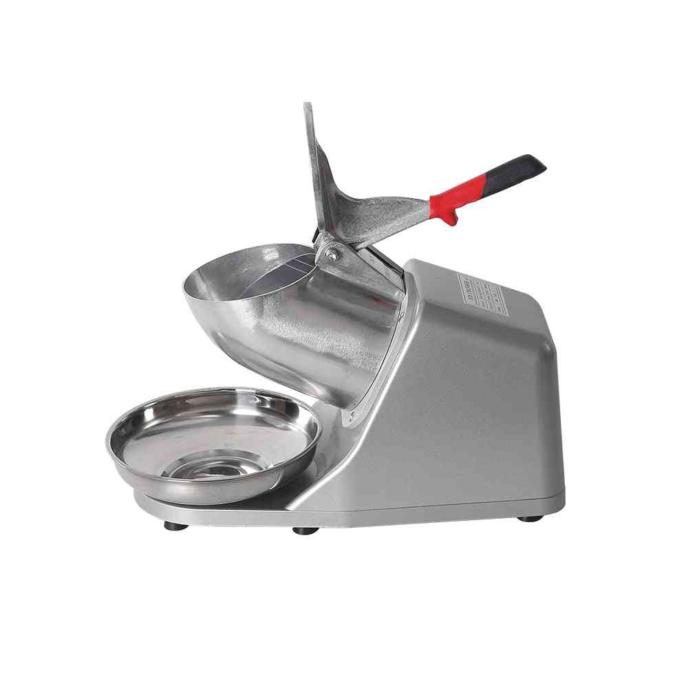 Commercial Electric Ice Crusher, Shaver, Chopper, Icecream Maker