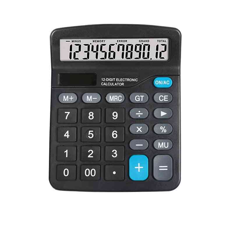 Solar Large Screen Calculator