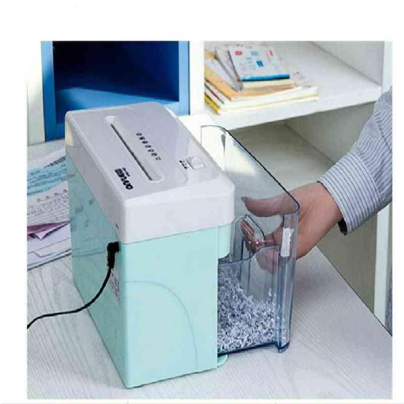 Desktop Office Electric File Shredder