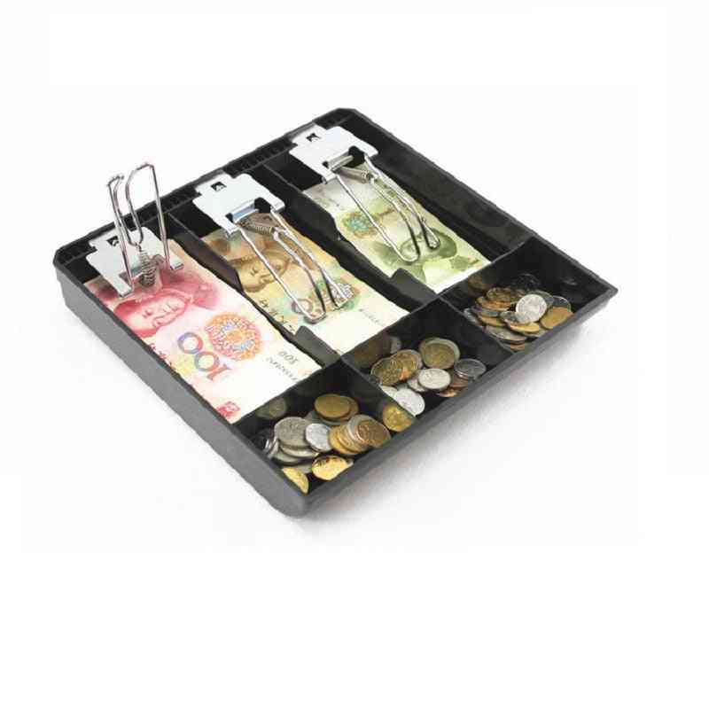 Money Counter, Hard Plastic Case, New Cash Register Box