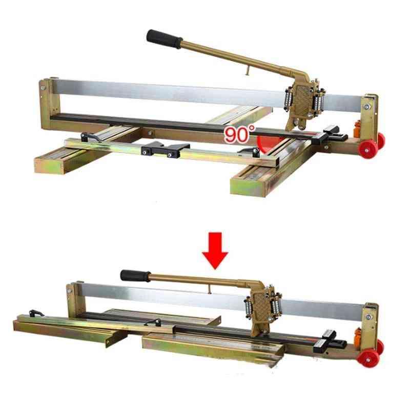 Tile Push Knife, Floor Wall, Manual Tile Cutting, Machine Tool  (600 Type)