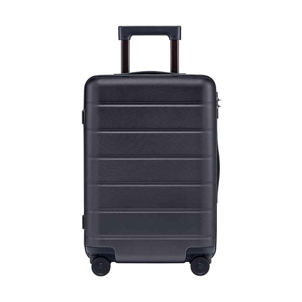 Suitcase Carry-on Universal Wheel Tsa Lock Password Travel Business
