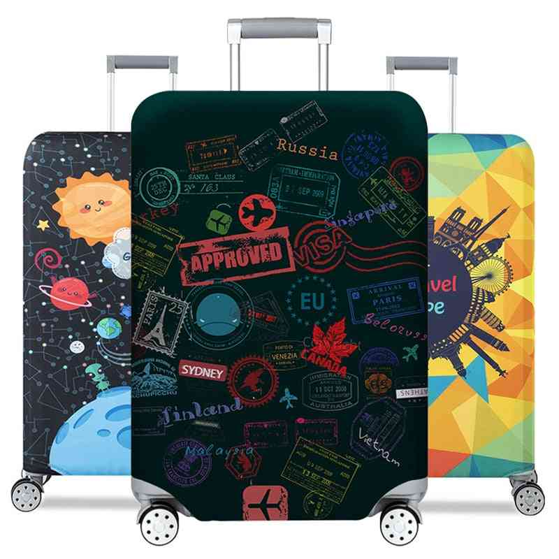 Trolley Luggage Protective Suitcase Covers