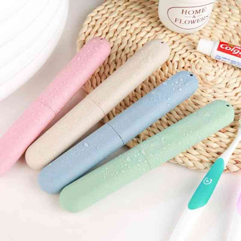 1 Pc Toothbrush Protector Tube Cover Case
