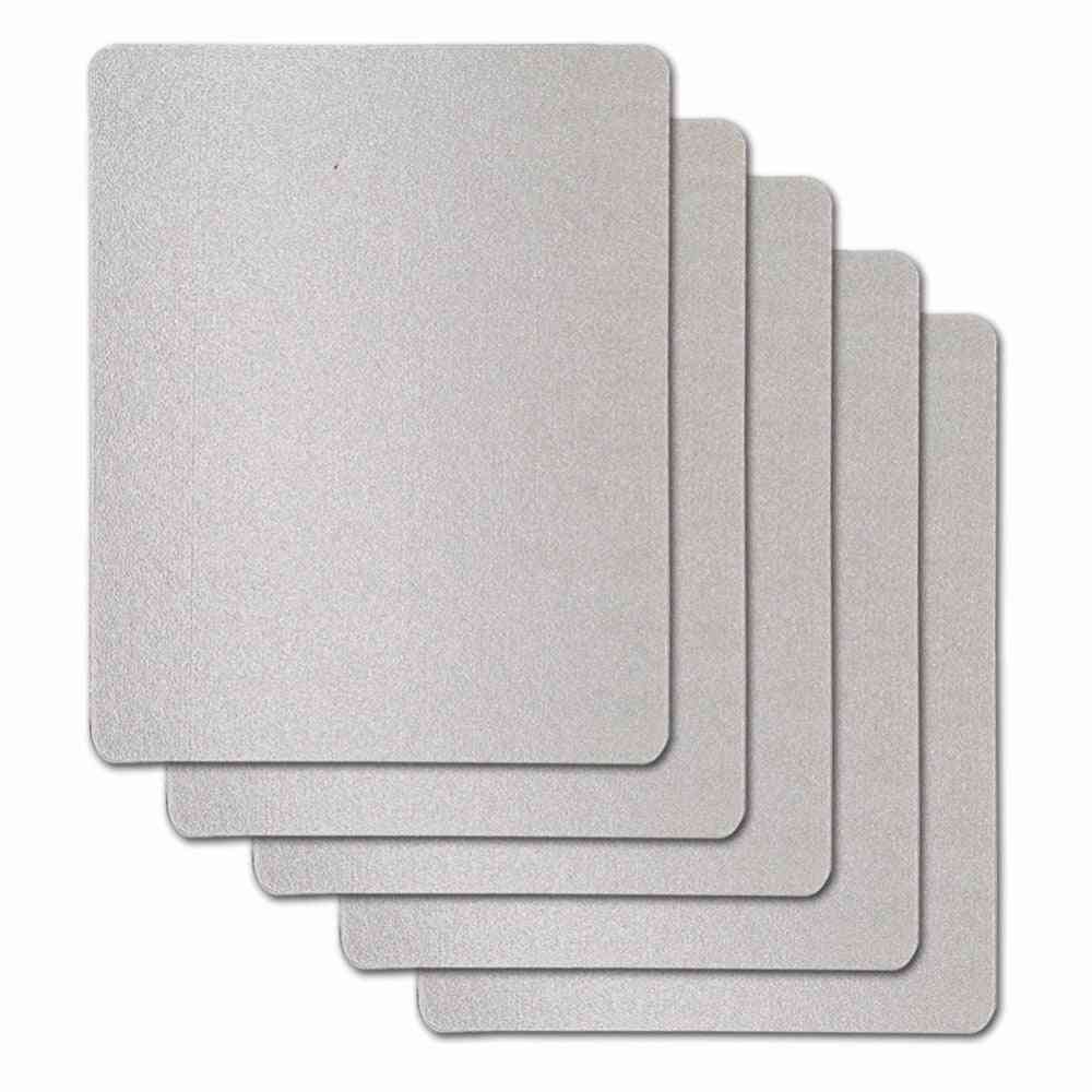 High Quality Microwave Oven Repairing Part, Mica Plates Sheets