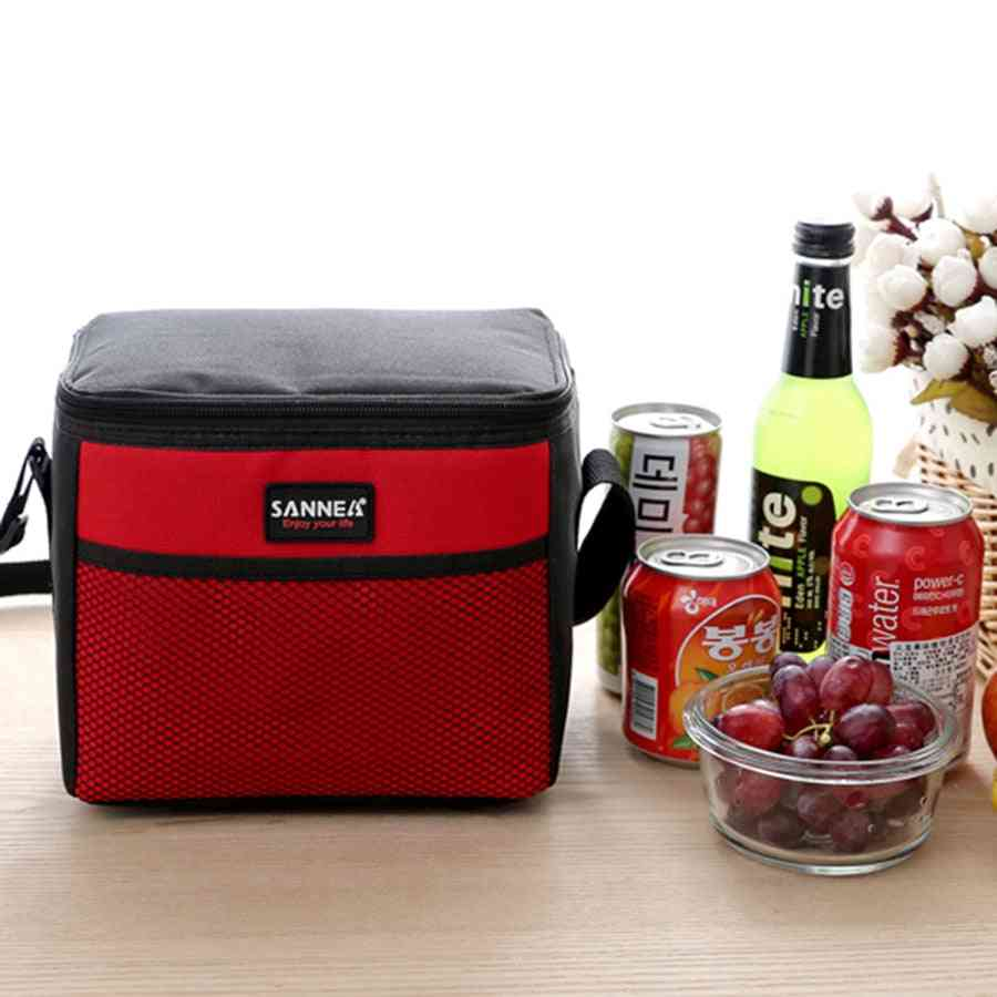 Thermal Insulated Lunch Bolsa Termica Bag / Handbag