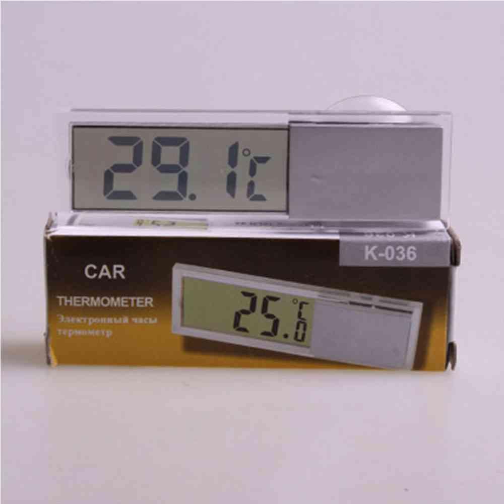 Led Digital Thermometer Smart Number Display