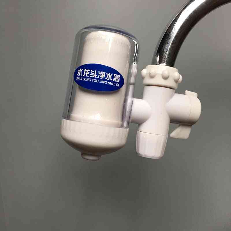 Faucet Filter Water-purifier, Portable High Efficiency Water Filters