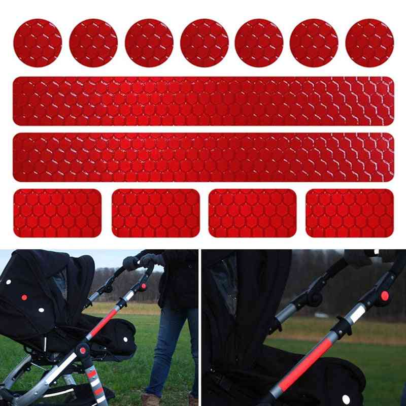 Reflective Stickers, Adhesive Tape For Bike