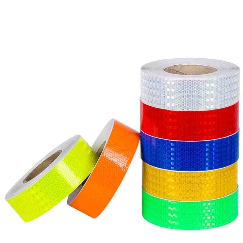 Reflective Material Sticker, Safety Warning Tape Film For Car