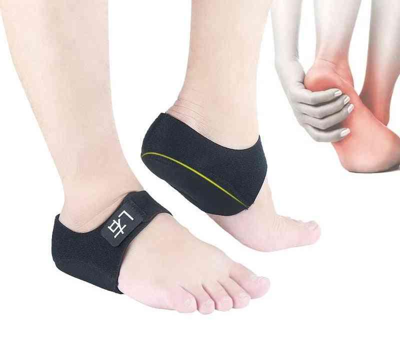 Foot Pain Relief Thin Heel Spur Protectors Sleeves