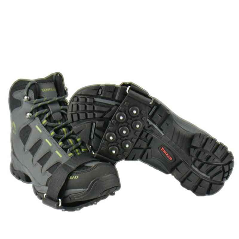Universal Outdoor Safety Snow Ice Climbing Shoe