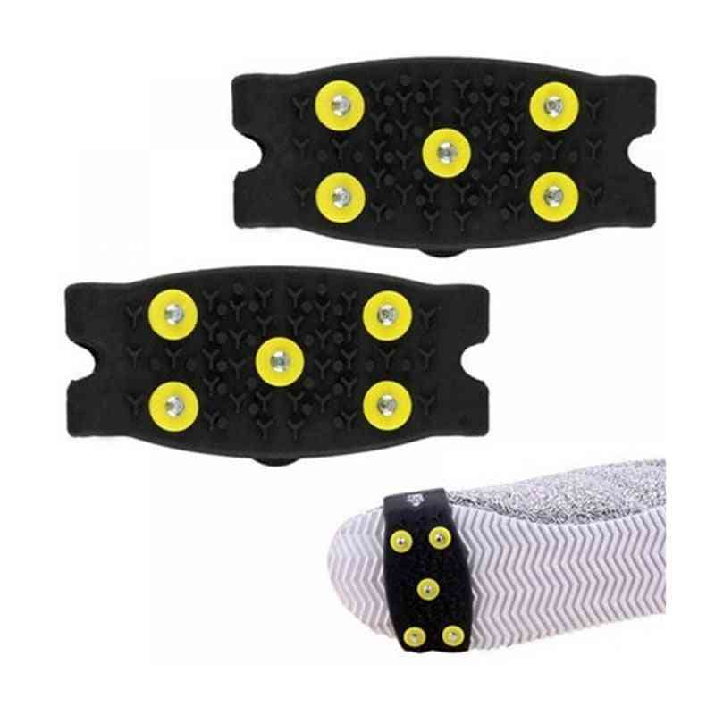 Anti Slip Ice Climbing Spikes Grips, Crampon, Cleats Cover