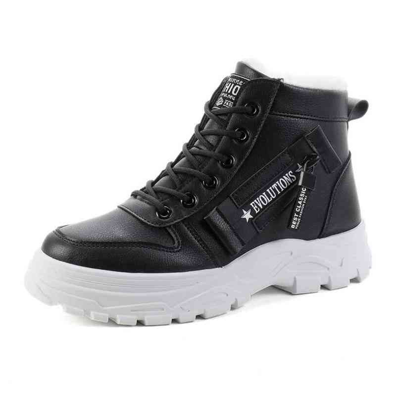 Waterproof And Warm Winter Snow Boots