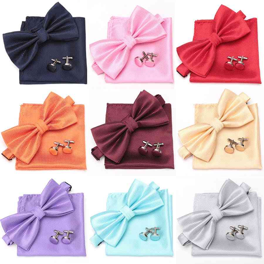 Men Fashion Butterfly Party Wedding Bow Tie.