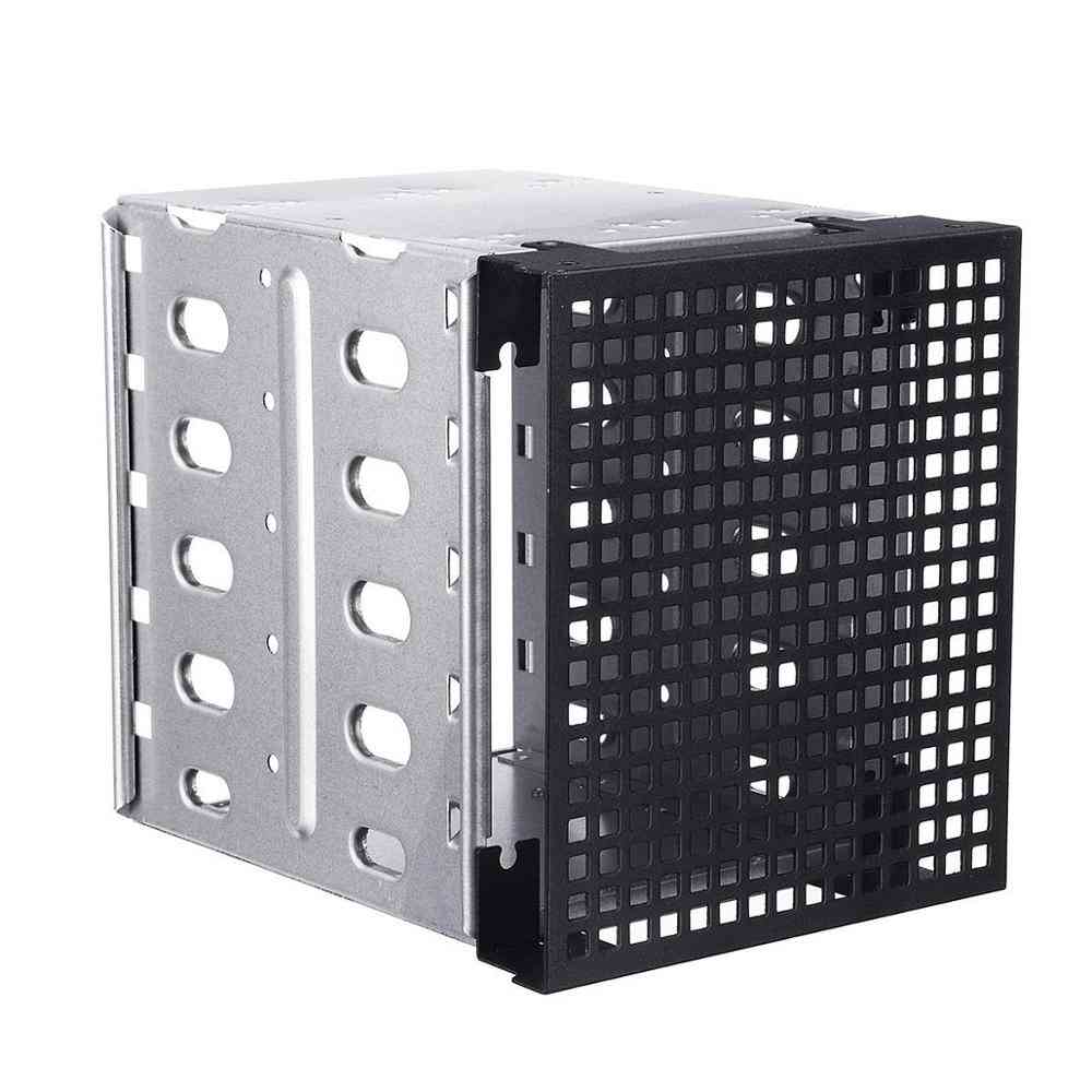 Sata Sas Hdd Cage Tray Bracket With Fan Space Convert