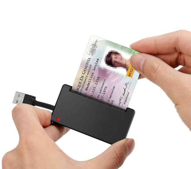 All In 1 Usb 2.0 Smart Card Reader