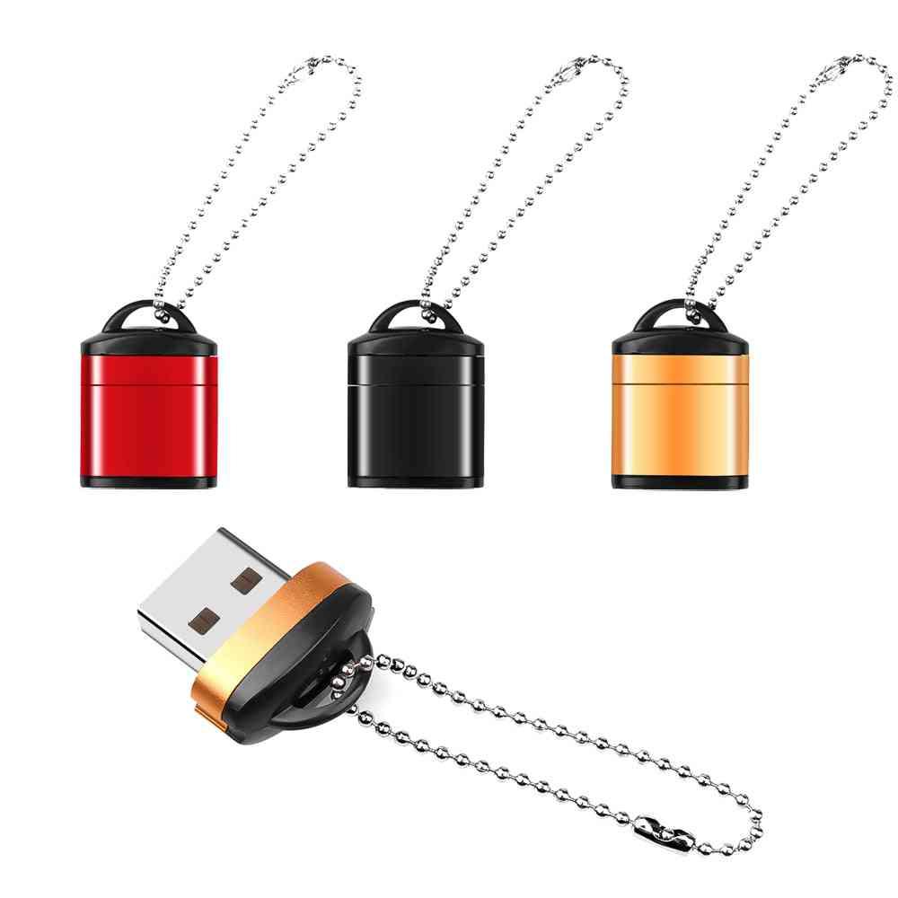 Mini High Speed, Usb 2.0 Card Reader Adapter