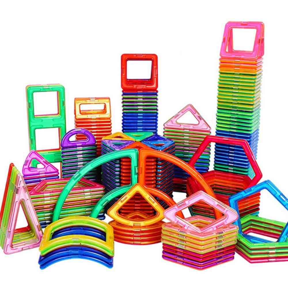 Big Size Designer Magnetic Building Blocks