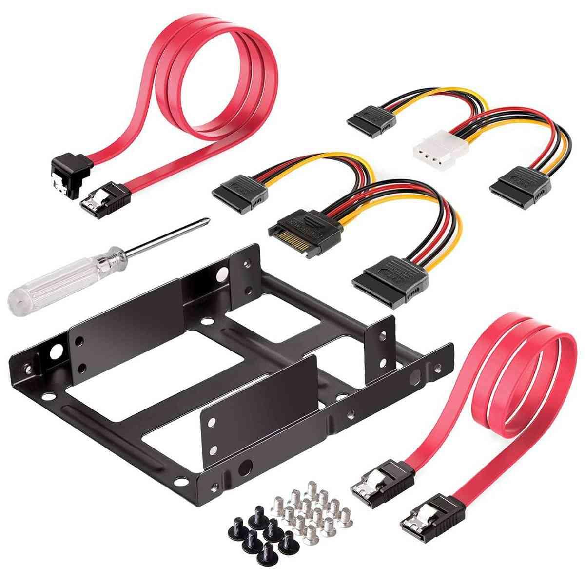 Internal Hard Disk Drive Mounting Bracket Kit