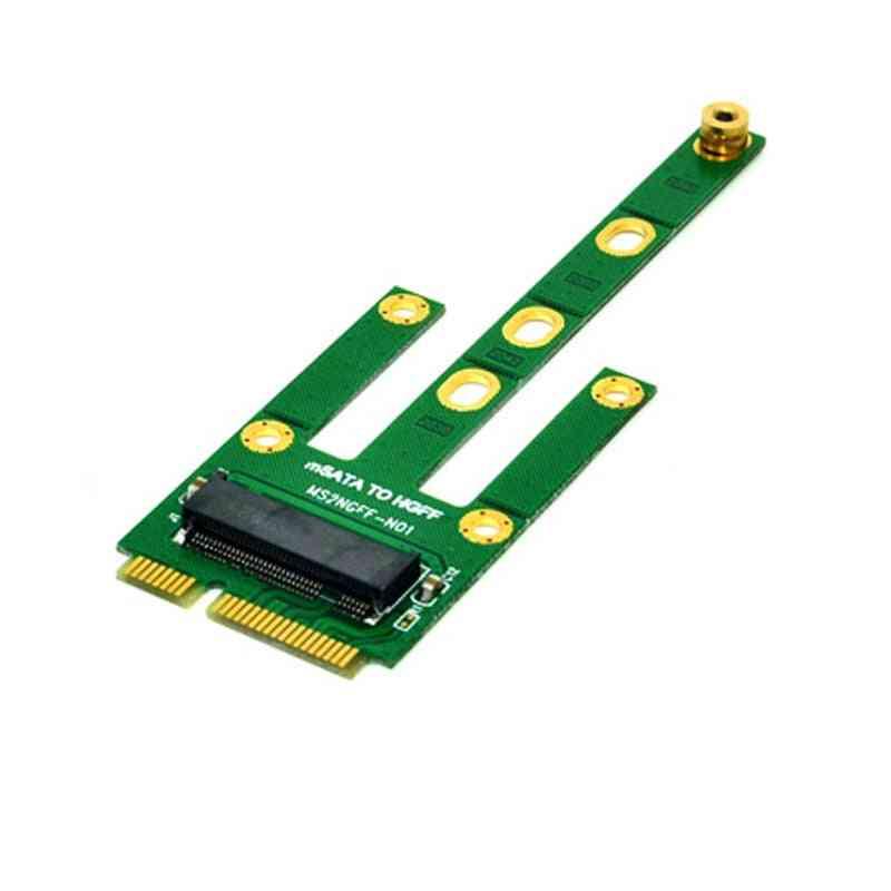 Msata To M.2 Ngff Adapters Convert Card