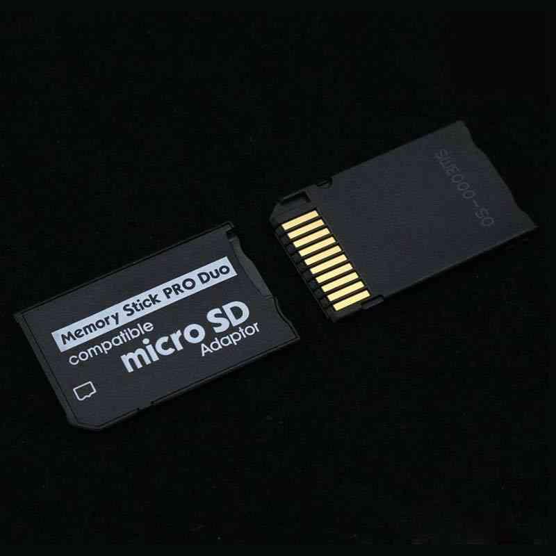 Micro Sd Memory Stick Adapter Conventer Case
