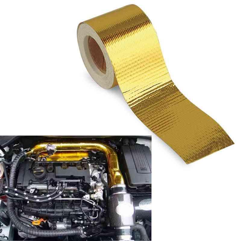 Heat Reflective Shield Wrap Tape