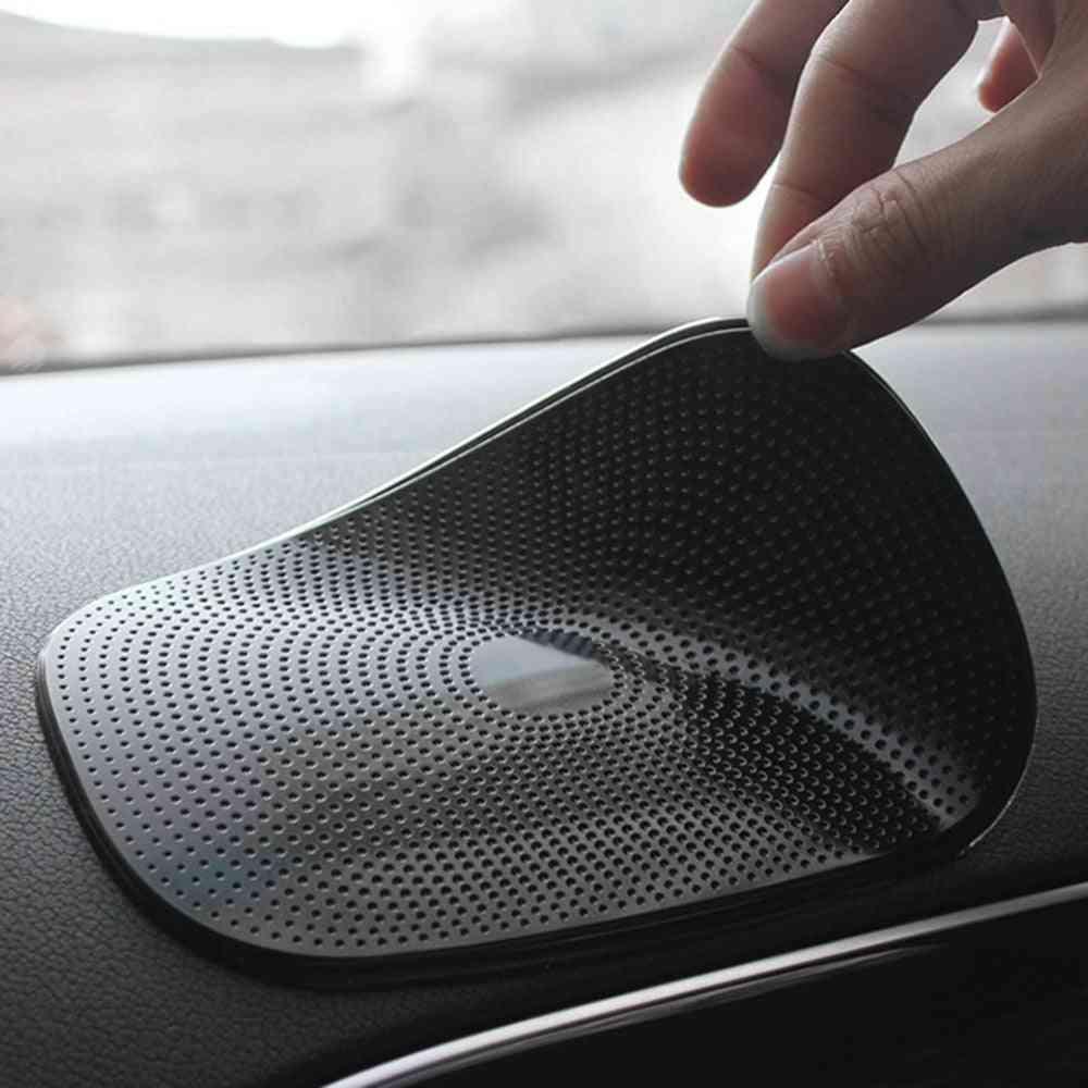 Car Anti Slip Mat, Phone Holder, Pu Automobiles Interior Dashboard Sticky Pad