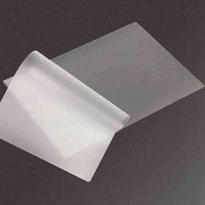 Thermal Laminating Film Pet+eva Plastifieuse 120pcs For Roll Laminator Plastic