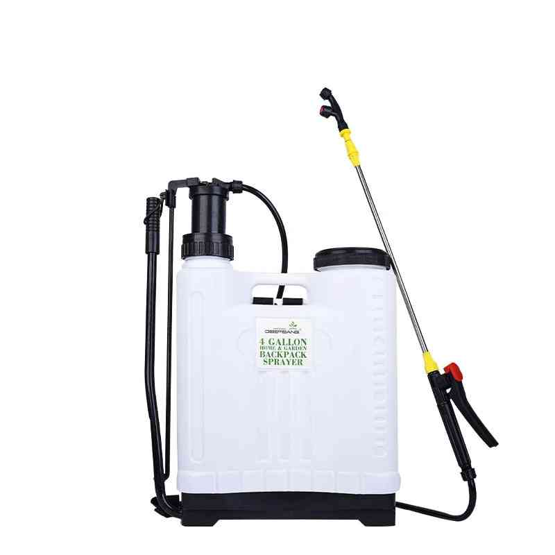 Manual Sprayer Watering Can, Pressure Disinfection Mosquito Killing Plant, Gardening Tools
