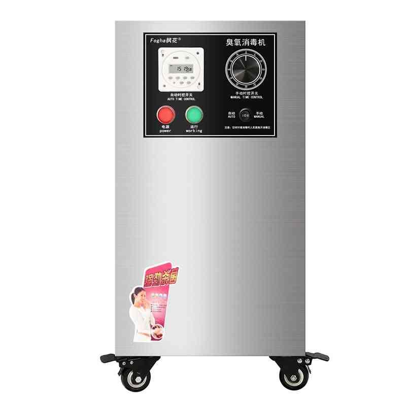 Ozone Generator Large Area, Disinfection Machine Food Factory Farm, Cold Storage Bacteria Sterilization Air Purifier