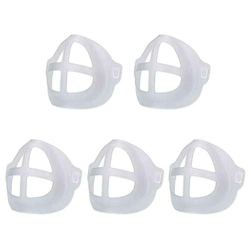 Washable And Reusable Mask Bracket