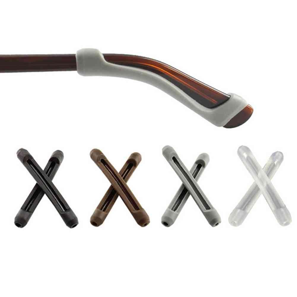 Anti Slip Silicone Ear Tip Holder For Eyeglasses