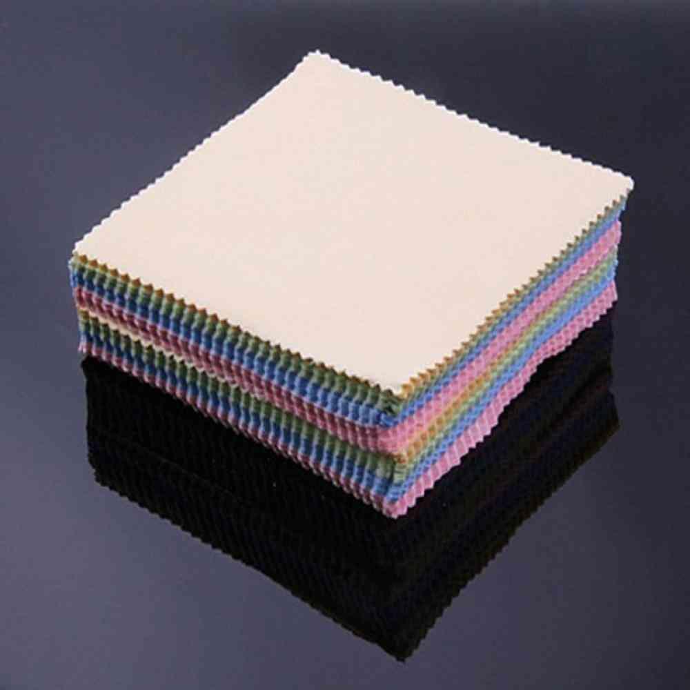 Microfiber Cloth Wipes For Sunglasses/camera/computer