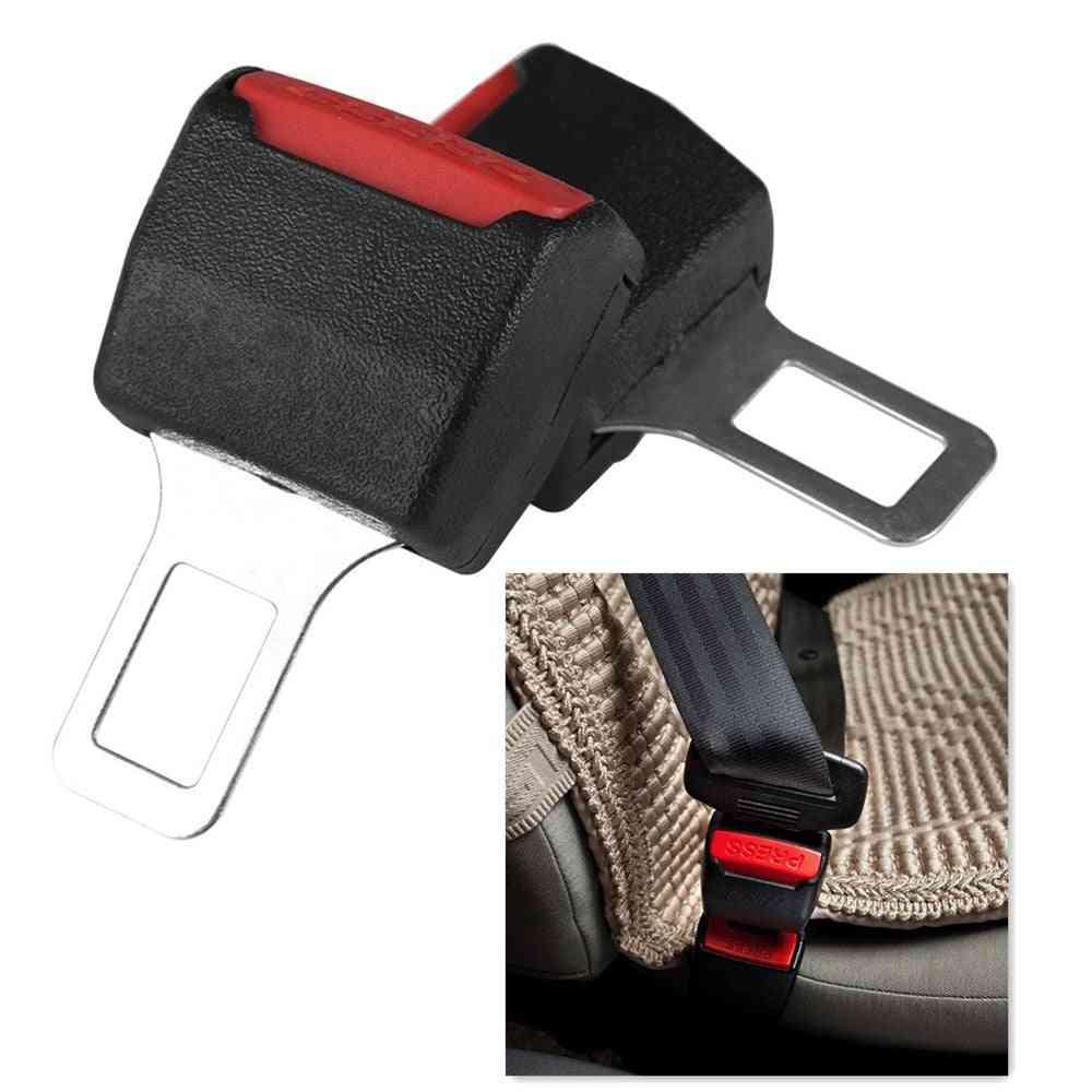 Creative Car Seat Belt, Clip, Extender, Safety Lock Buckle