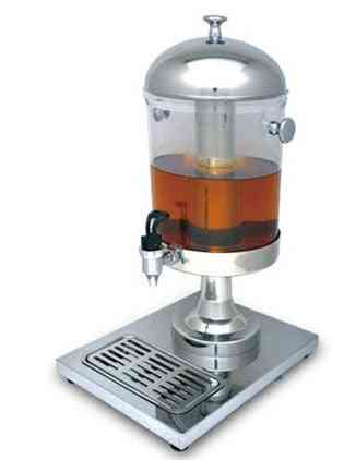 Stainless Steel Single Cylinders Drinking Juice Dispenser,  Cooling Making Machine