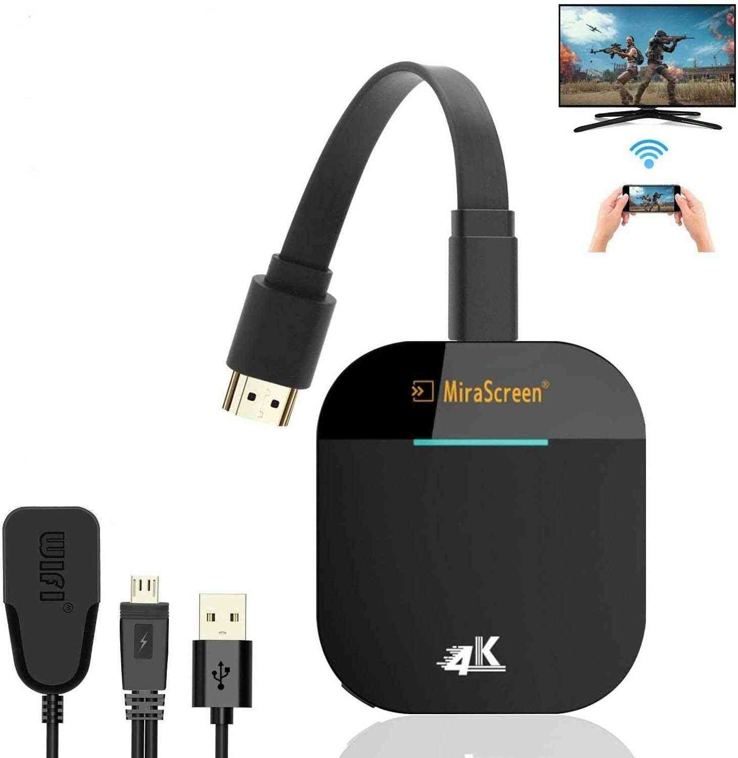 Usb With Wifi 2 In 1 Cable