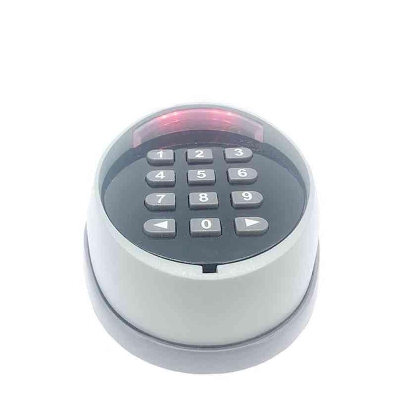 Access Control Password, Multi Function, Wireless Keypad For Garage Door Opener