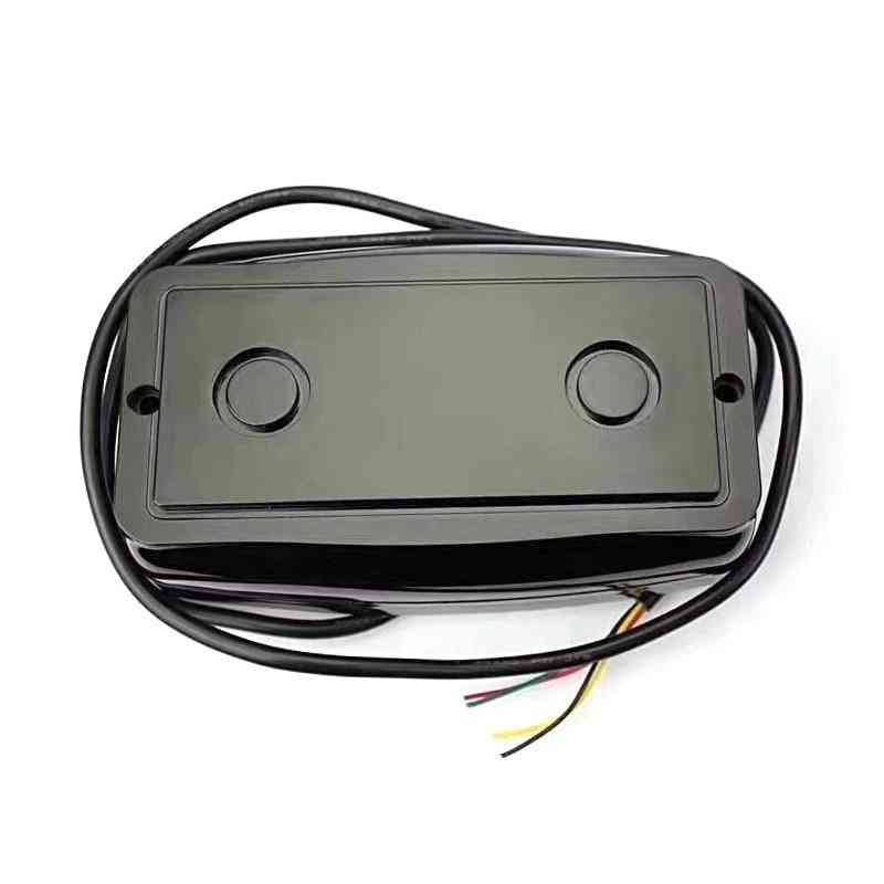 Radar Vehicle Barrier, Sense Controller, Replace Loop Detector