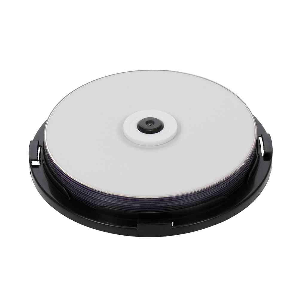 10pcs 215min 8x Dvd+r Dl 8.5gb Blank Disc / Customizable Dvd Disk For Data & Video