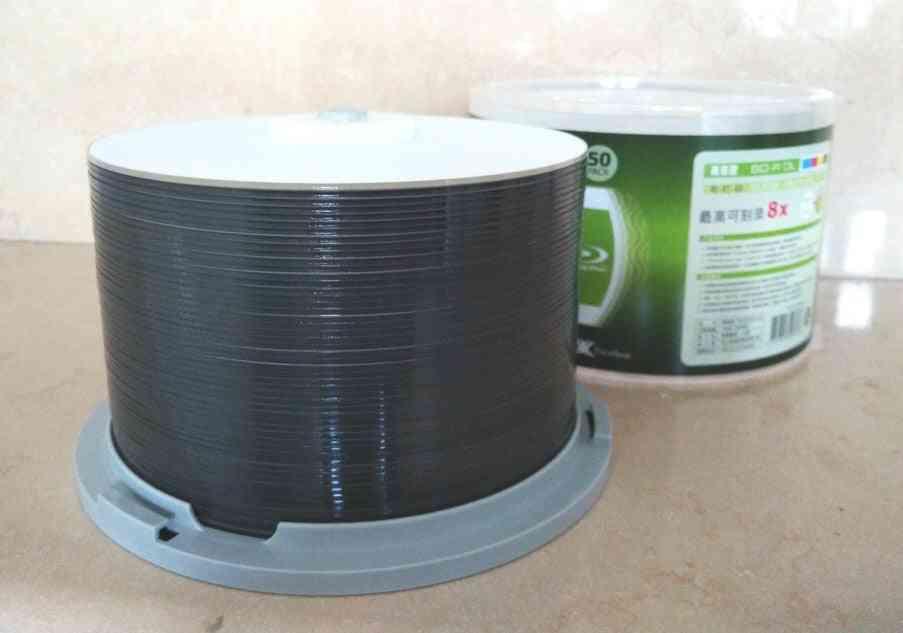 Bd-r 50gb Ray Disc Inkjet Printable 8x Speed