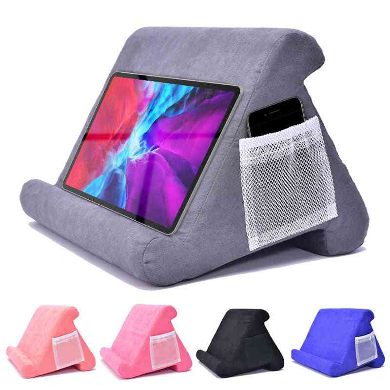 Sponge Pillow Tablet Stand Holder, Phone Support Bed Rest Cushion