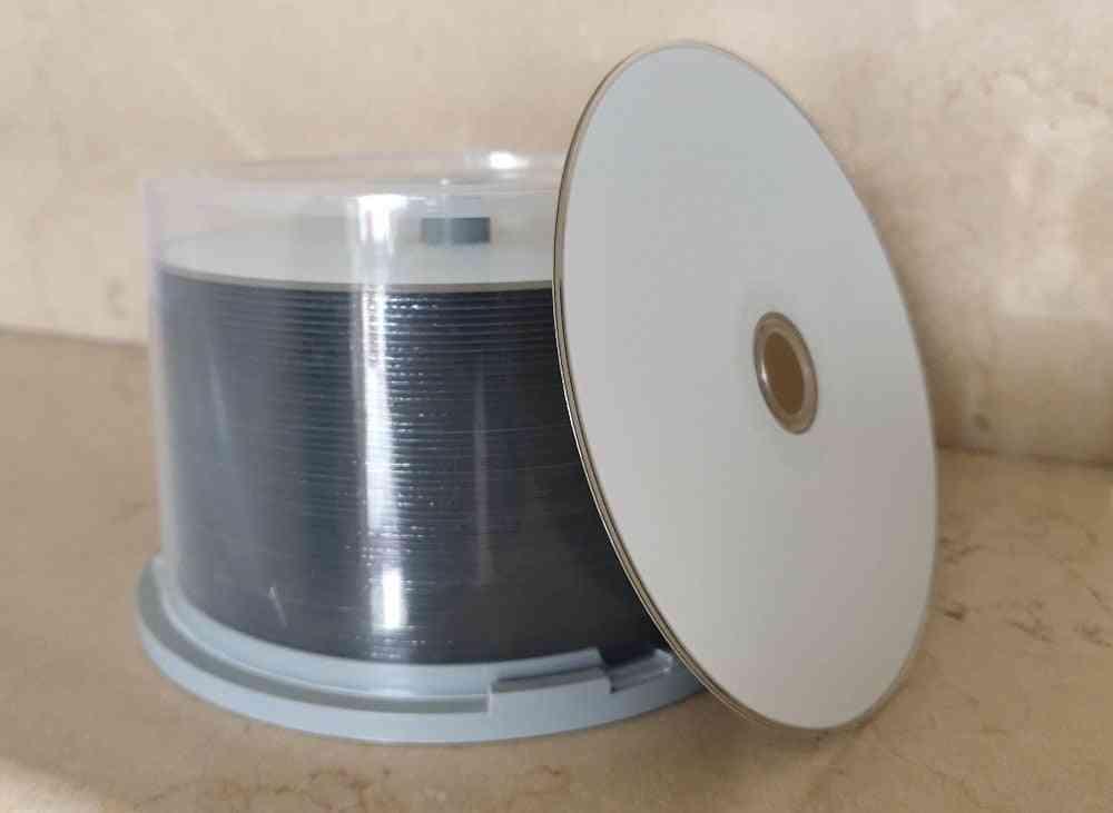 Printable Cmc A+ Blue Ray Disc Bd-r 50gb Bluray Dvd Bdr Inkjet
