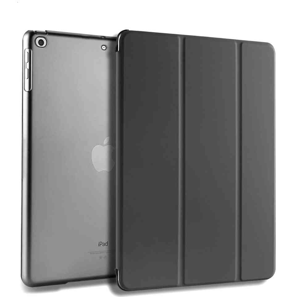 Smart Stand Back Fundas Cover, Case For Ipad