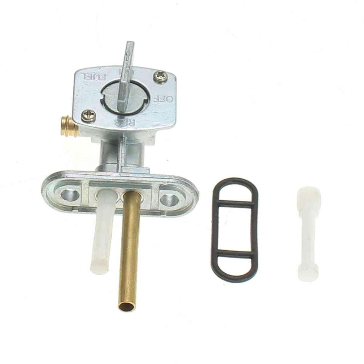 Motorcycle Gas Fuel Petcock Tap, Valve, Switch Pump
